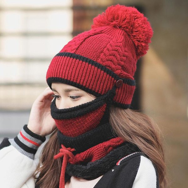 الأحمر قبعة صغيرة