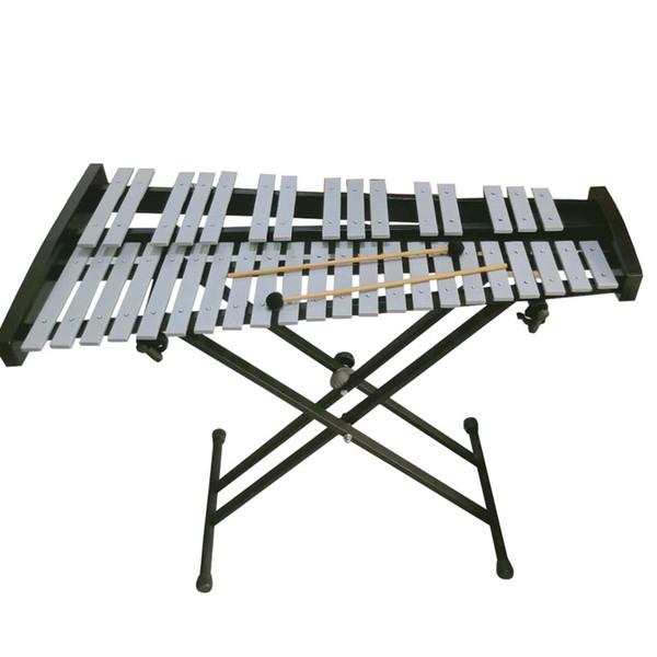 top popular 37 tone aluminum plate piano percussion instrument 2021