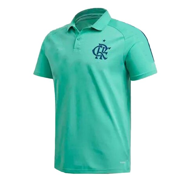 QM2709 2021 Green Polo top