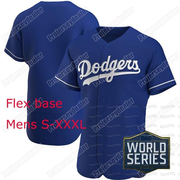 Blue Flex базовая мужская S-XXXL