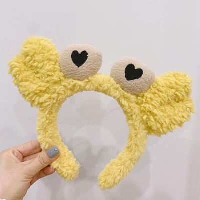 Haarbänder gelb