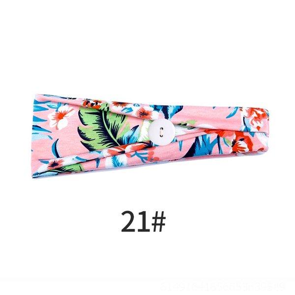 21 ᦇ Pulsanti della fascia stampati stampati