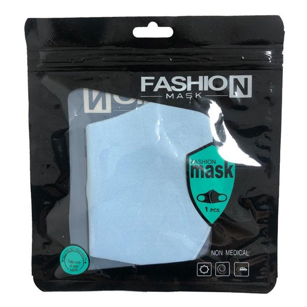 Yetişkin mavi perakende paket