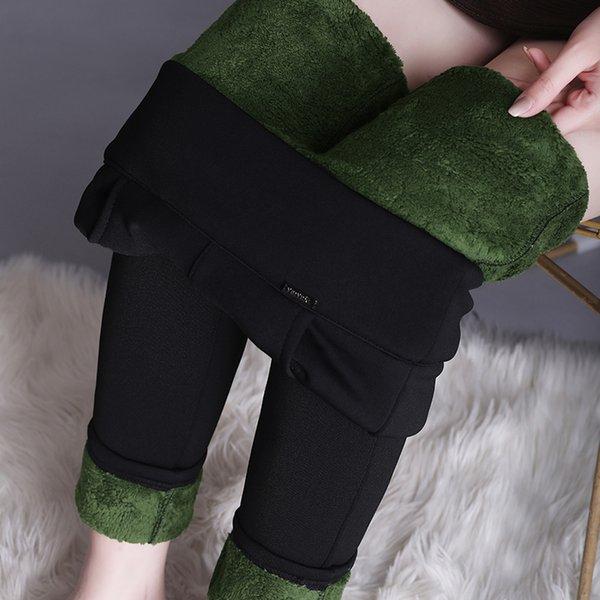 Black Green Velvet