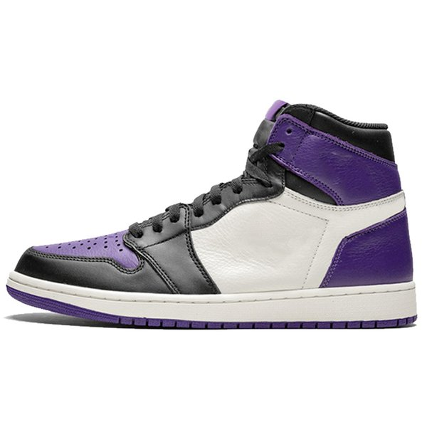 # 36 Corte Purple Toe 36-46