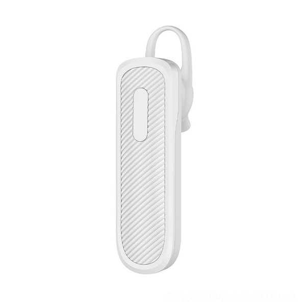 Estilo B - White-Simple X Auricular + Oreja