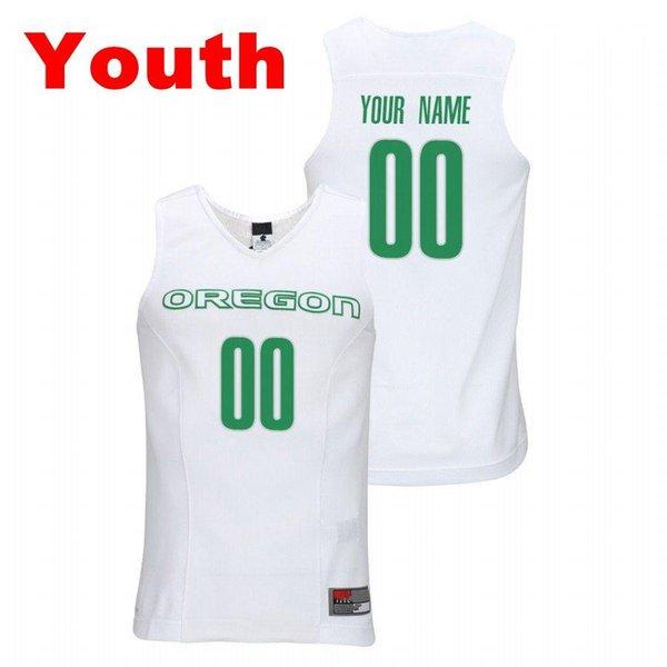 Jeune vert blanc