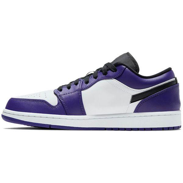 8 Court violet blanc 36-45