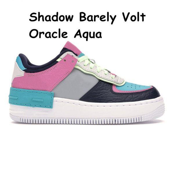 20 Volt Ombre peine Oracle 36-40