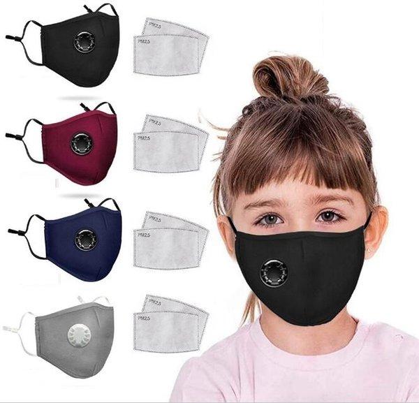 Mélanger les couleurs Masques enfants avec 2 Filtrer