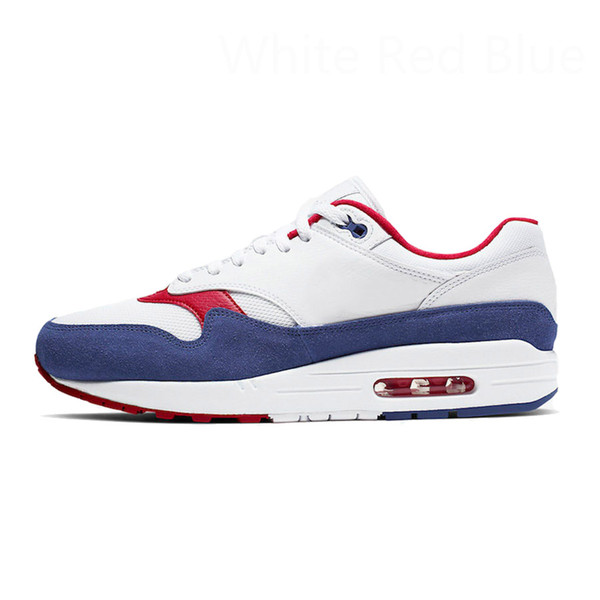 D23 White Red Blue 36-45