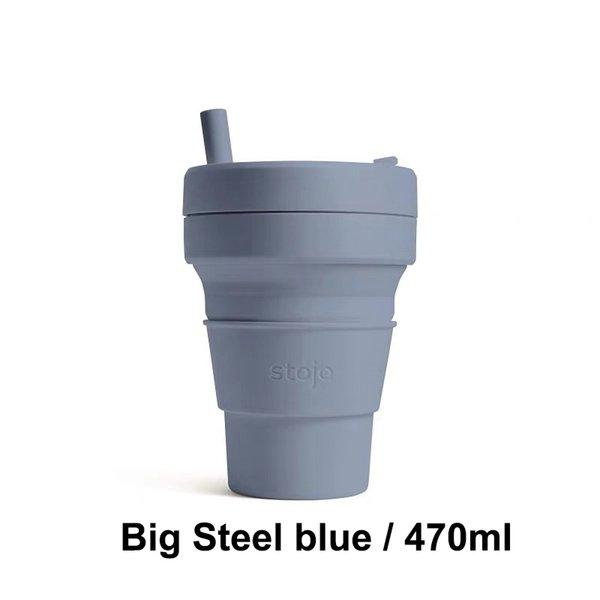 Big Blue Steel 470ml
