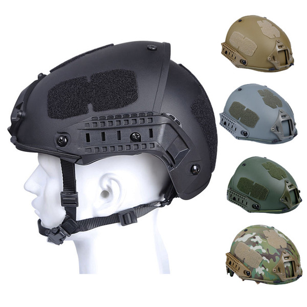 best selling Outdoor Airsoft Shooting Head Protection Gear AF Fast Tactical Helmet NO01-014
