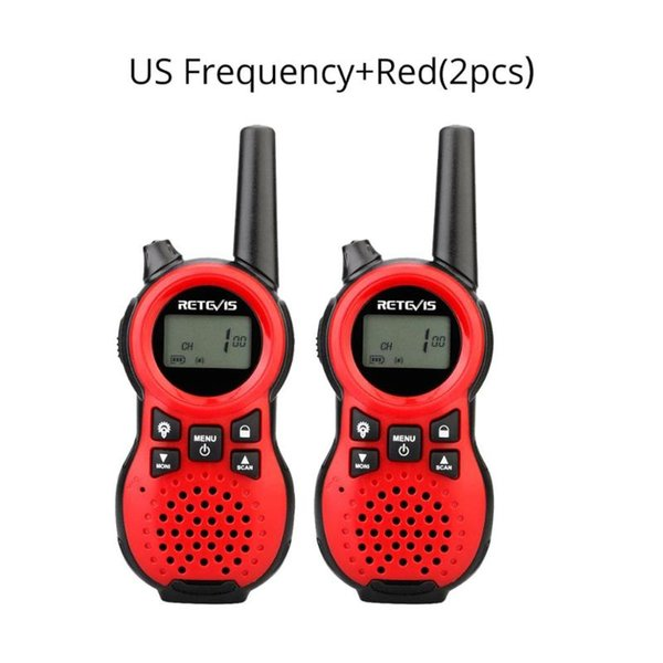 China Red US Frequenz