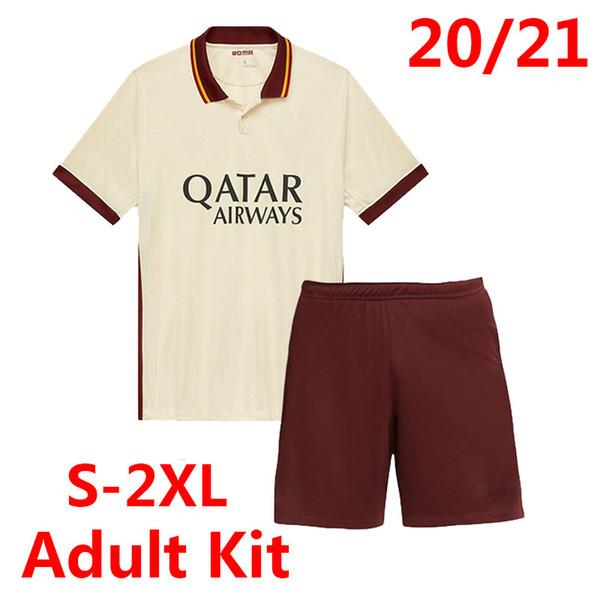 Away Men Kit.
