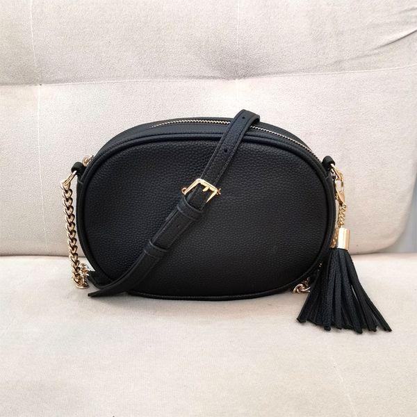 top popular Pink sugao designer shoulder bag women circle small purse pu leather hot sales crossbody bag lady shopping bags phone bag 7 colors 2020