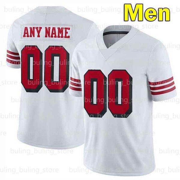 Personalizzato 2020 New Men Jersey (49 r)