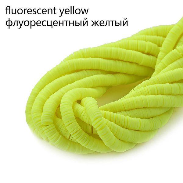 Floresan sarı