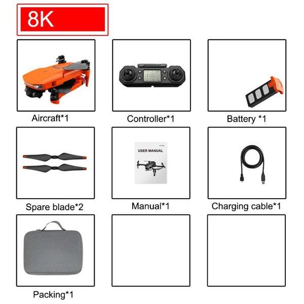 Orange 8K 1B