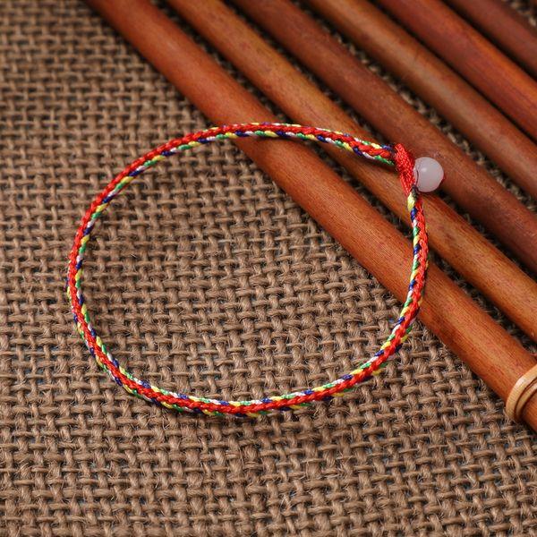 3мм Одно из бисера Красочный Rope