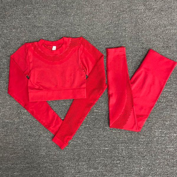 Set rojo 2pcs