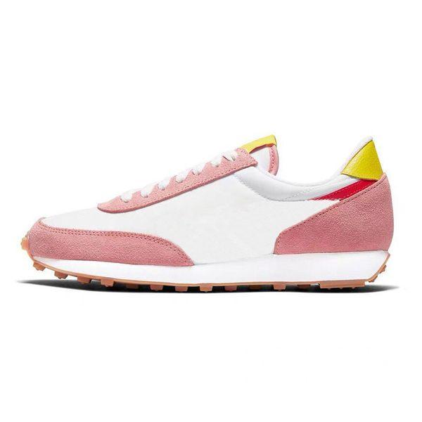 C25 Pink White 36-40