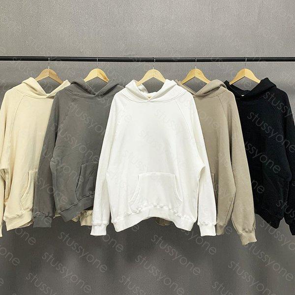 top popular Mens hoodie Womens Streetwear Pullover Sweatshirts Loose print hip hop Hoodies couple clothing long sleeve 5 color high street style 2021