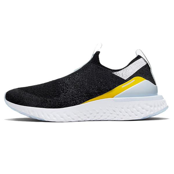 1 Black White Yellow 36-45