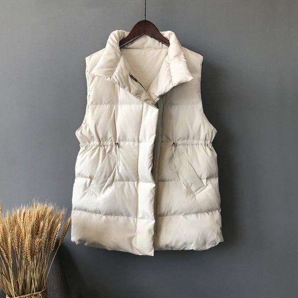 Creamy-white Vests
