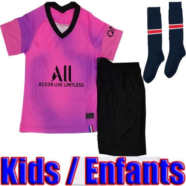 4th kids +socks