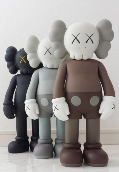 best selling Pandemic 16inches 38CM 0.8KG Originalfake Kaws rototype Companion Original Box Action Figure model decorations toys gift