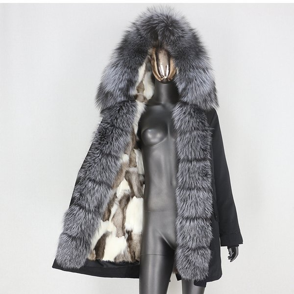 Black Fox d'argento