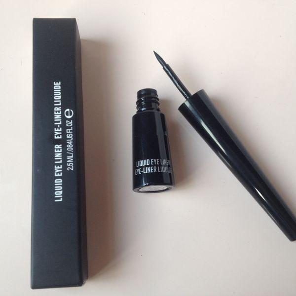 top popular New fashion liquid eyeliner high quality makeup eye liner Black 2.5ml A11 2021