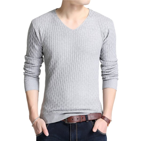 Gris Pull-XL