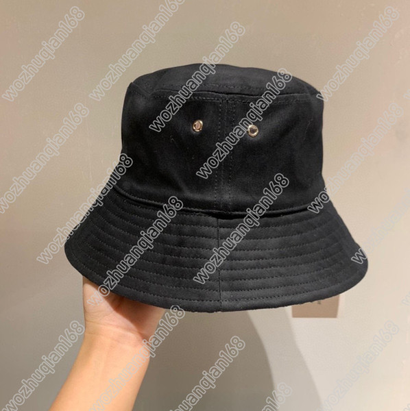 best selling Four Seasons Double-sided Wearable Fisherman Hat Fashion Trend Hat Couple Letter Hat Top Quality Accessories Supply