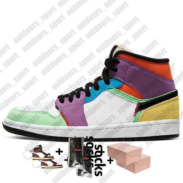 # 49 mid se multi-color 36-46