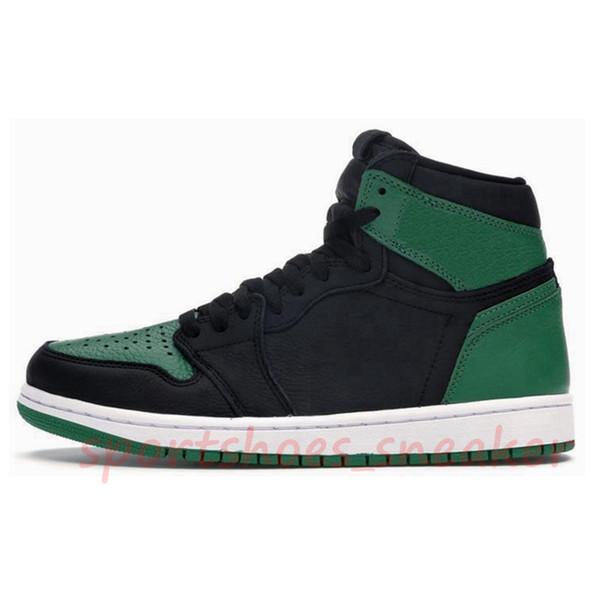 16 pinho verde preto