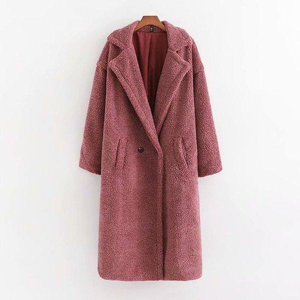 Color rosa de cuero