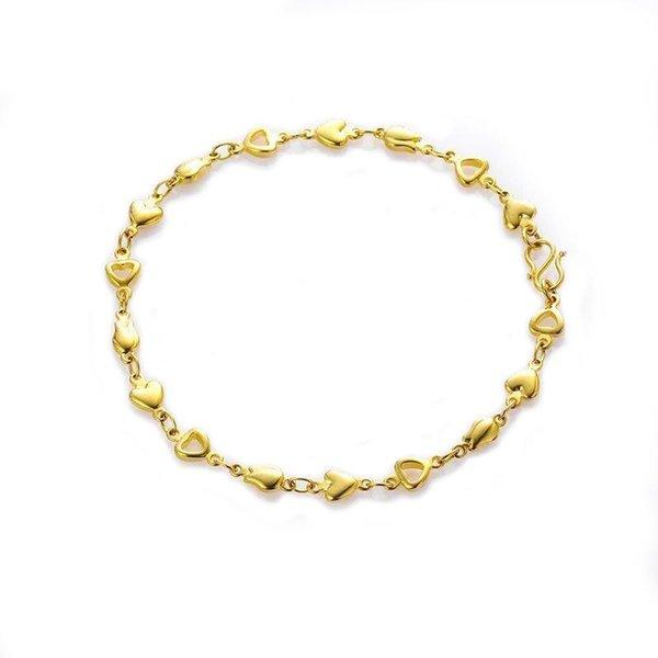 24k oro chapado en 20 cm