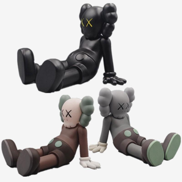 top popular HOT Original box mandkaws anatomical lying posture doll limited edition hand model toy doll trend around 2021