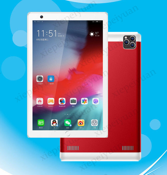 top popular OEM Octa Core 8 inch Q97 MTK6592 IPS capacitive touch screen dual sim 3G tablet phone pc android 5.1 4GB 64GB 2021