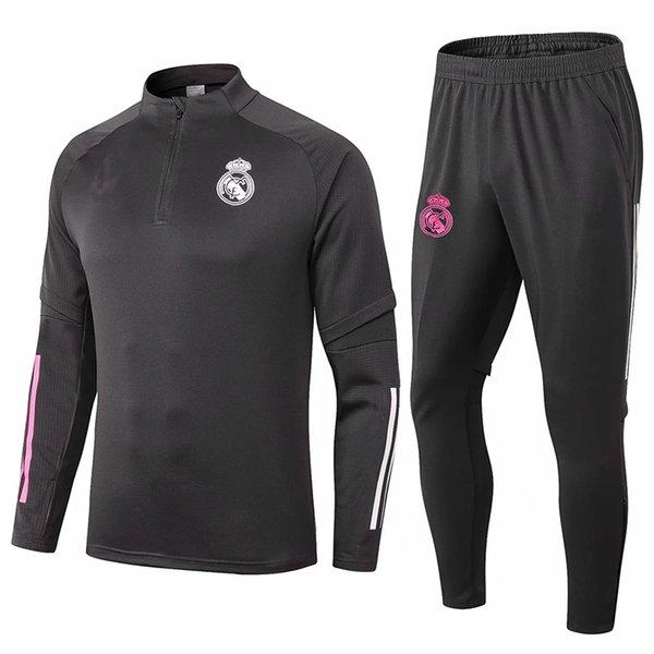 Real Madrid Gray 2021