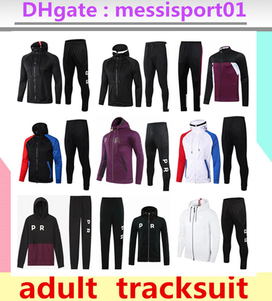 top popular 2020 21 jacket hoodie Survetement 2020 2021 chandal futbol MBAPPE football jackets soccer HOODIE TRACKSUIT 2021