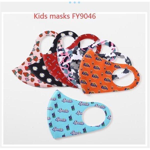 FY9047 ледяные шелковые маски для детей