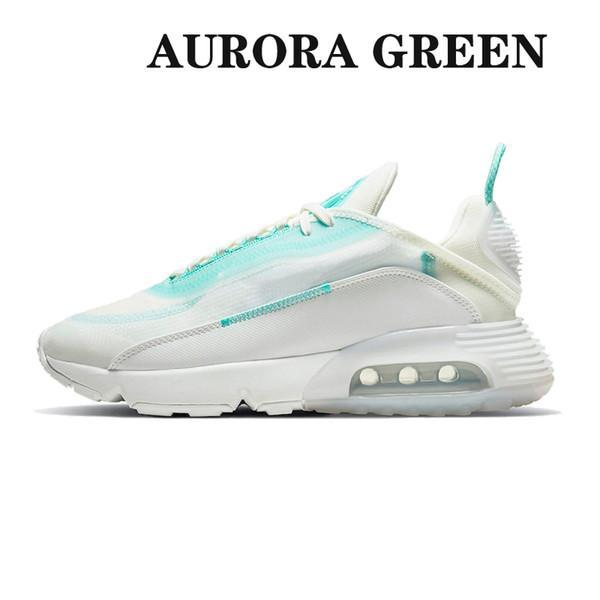 36-45 Aurora Green