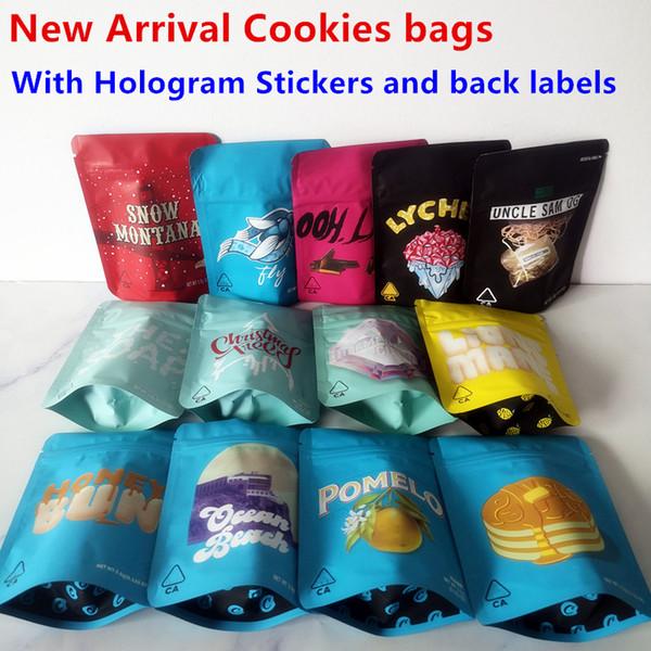 (1 개) 새로운 도착 쿠키 가방