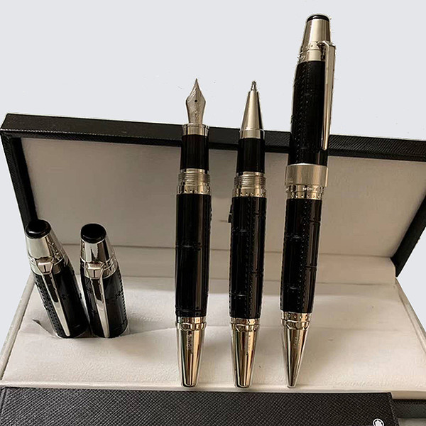 best selling 2020 New products brand pens classic luxury pen series St. Exupery signature pen black red and blue brand pen gift preferred