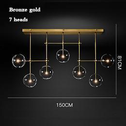 Oro 7 cabezas