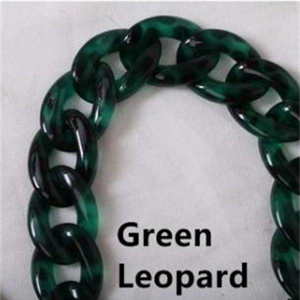 Léopard vert