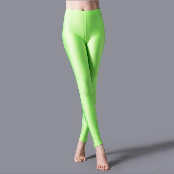 Flurescnce verde